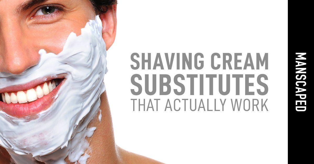 Shaving Cream Substitutes That Actually Work