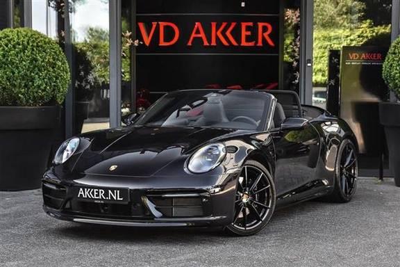 Porsche 911 4S CABRIO SPORTDESIGN+LIFT+PDCC+ACC NP.248K