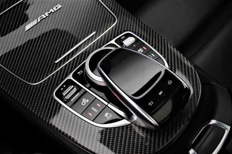Mercedes-Benz E-Klasse 63 S AMG 4Matic-plus|kuipstoelen|pano|carbon afbeelding 11