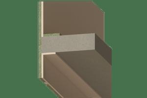 Rješenje - Samostalni protupožarni fasadni parapet - FSP 90