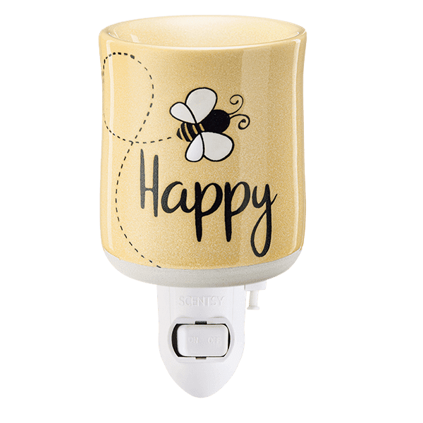 Bee Happy Mini Warmer
