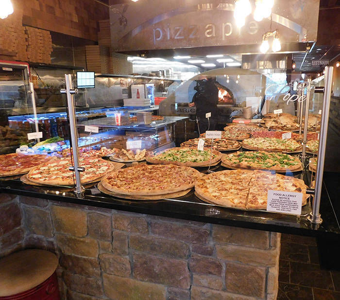 PizzaPie in Plainville & Cromwell - Specialty Pizzas