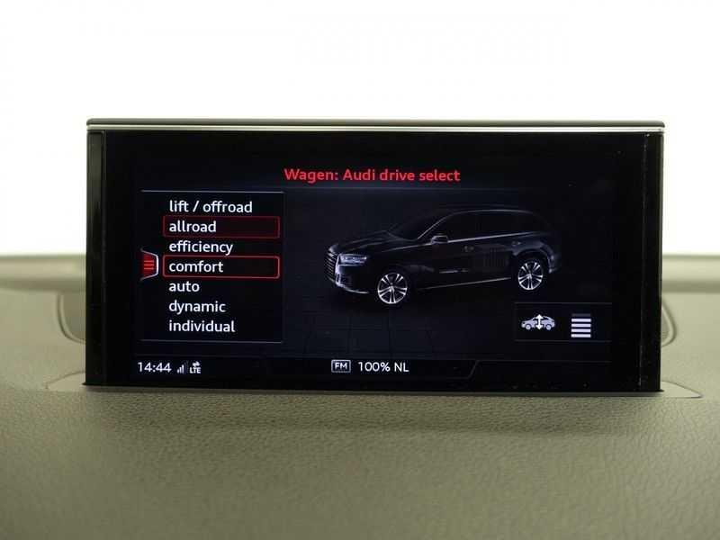 Audi Q7 3.0 TDI e-tron 374pk Quattro Sport S-line- Pano, Bose, Virtual Cockpit, Leer,  Full! afbeelding 9