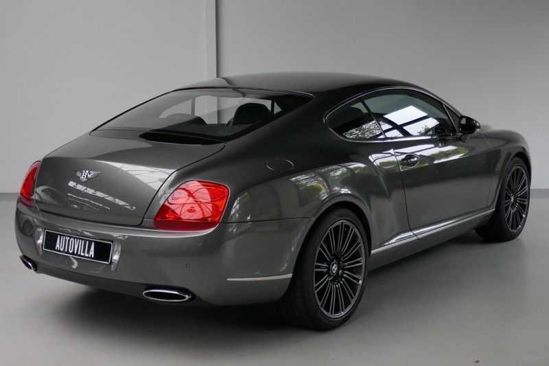 Bentley Continental GT 6.0 W12 GT Speed afbeelding 4