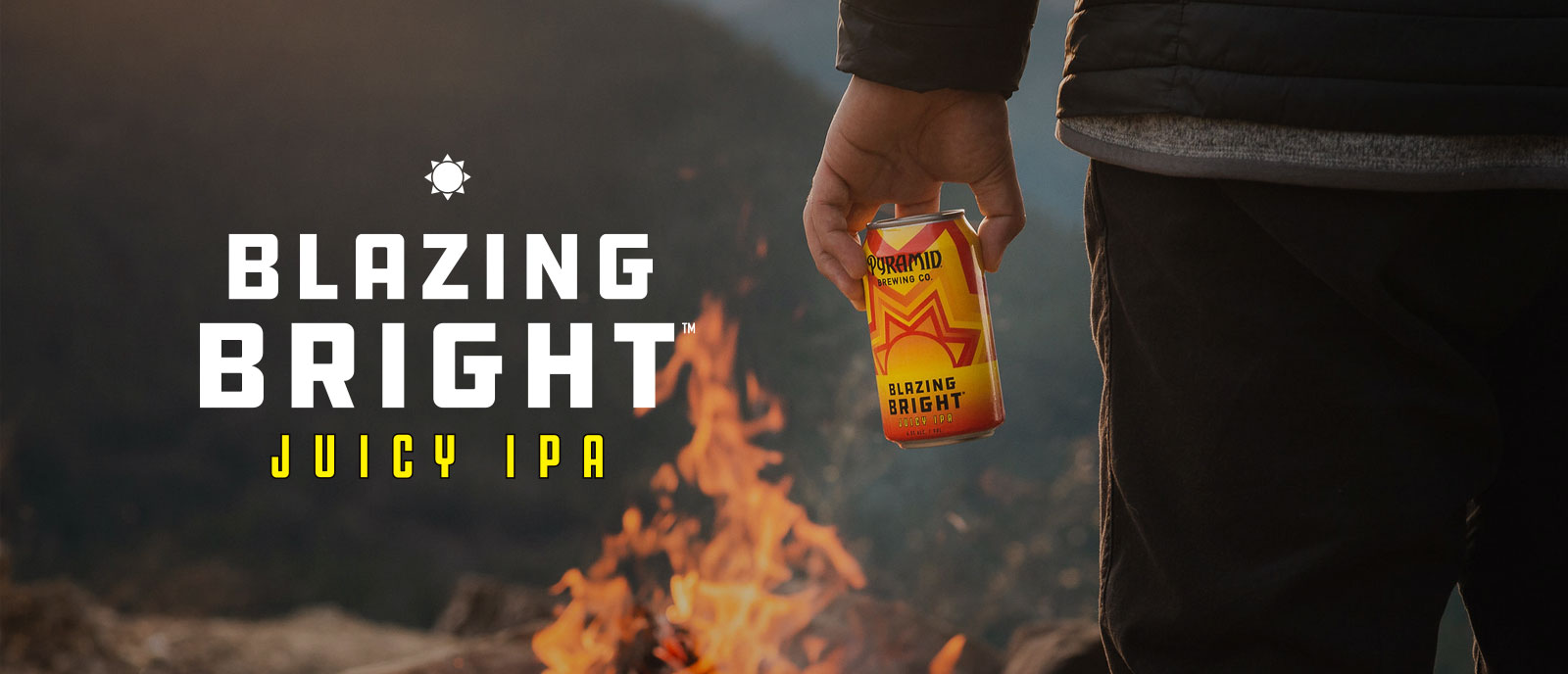 Blazing Bright Juicy IPA