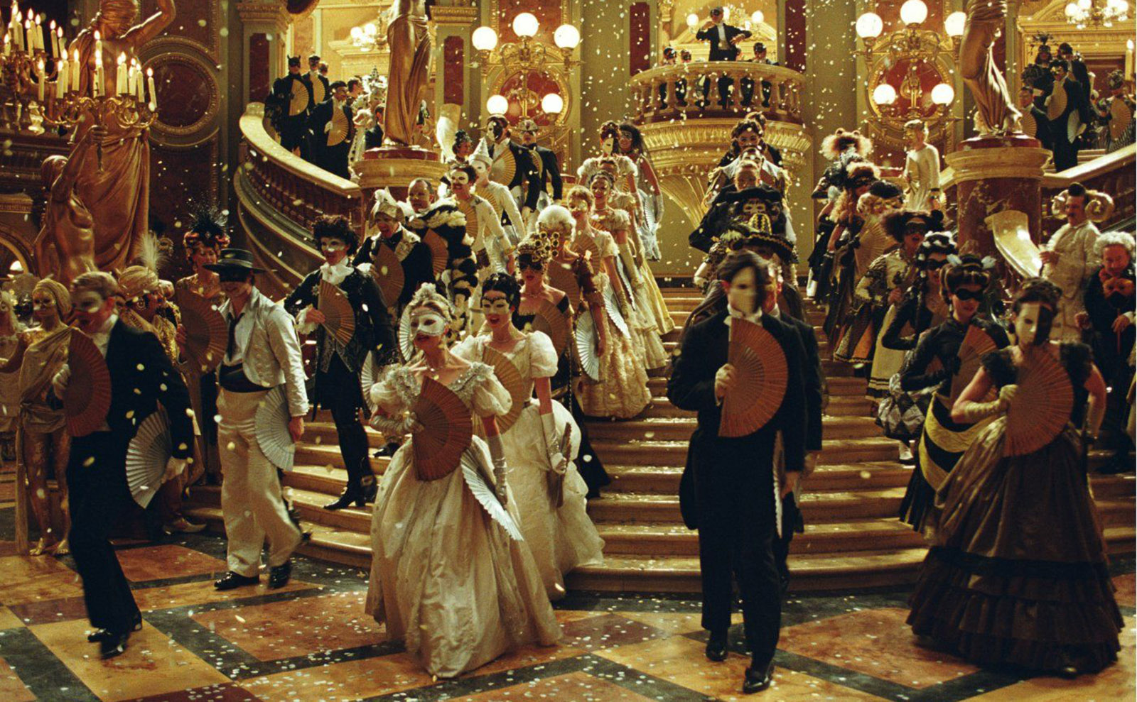 Ring in the New Year at a Glamorous Costume Party with 'The Snow Ball'