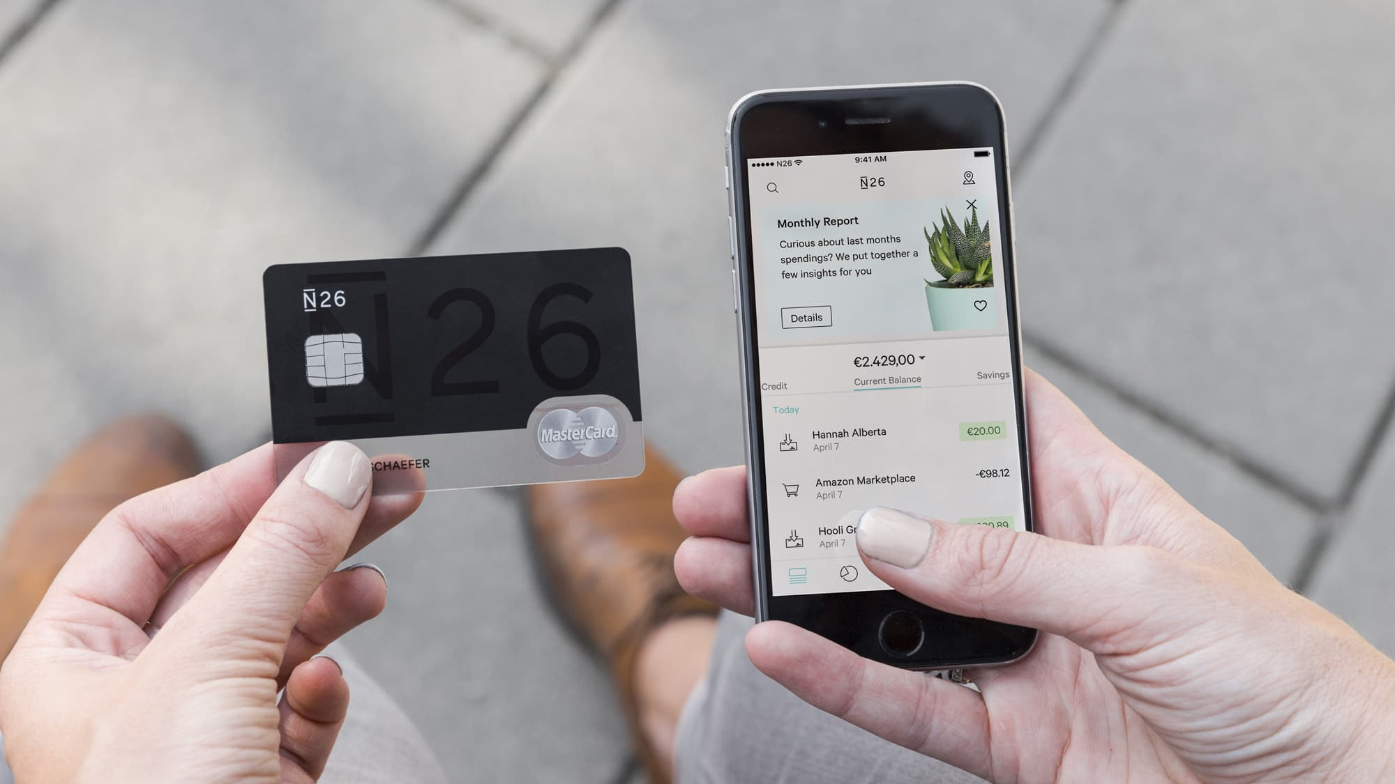 N26 is one the world's best banks for nomads and travelers