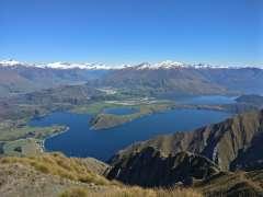 View towards Glendhu Bay