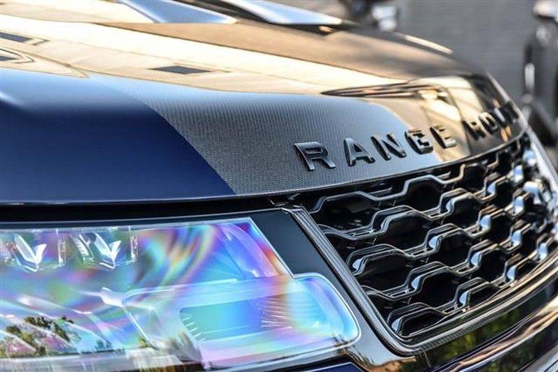 Land Rover Range Rover Sport 5.0 SVR CARBON+HEADUP+ACC+TR.HAAK NP.265K afbeelding 14