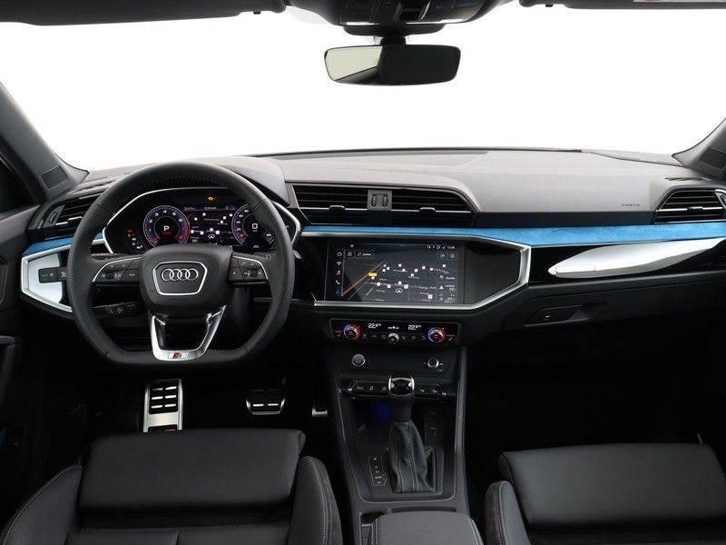 Audi Q3 Sportback 45 TFSI 230 pk quattro Pro Line S Edition | | 2x S line | 20 inch velgen | B&O Sound | Garantie tot 12-2024* | Adaptief demping systeem | 360 Camera | Navigatiesysteem | Adaptive cruise control | Voorstoelen elektrisch verstelbaar | afbeelding 2