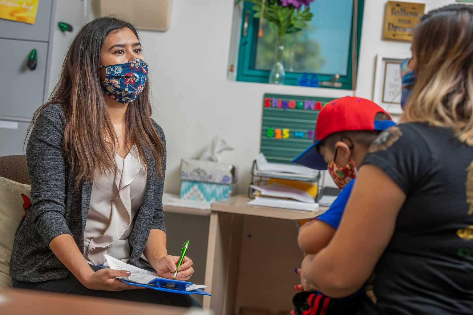 Women and Children's Center of the Sierra was awarded a grant from the COVID-19 Relief fund supported by the Community Endowment.