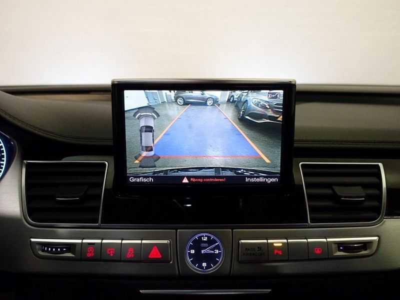 Audi A8 3.0 TDI Quattro Pro Line+ Exclusive 259pk Aut, Leer, Schuifdak, Bose, Led, Full afbeelding 20