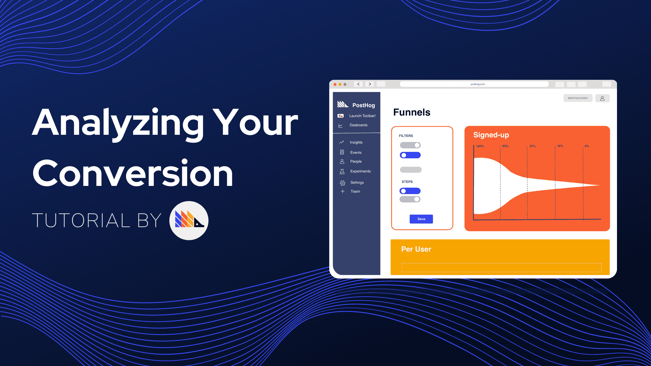 Analyzing your conversion with Funnels