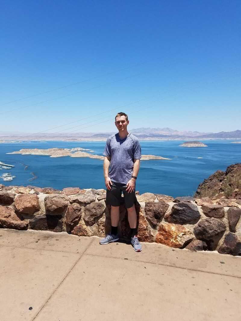 Озеро Мид в Лас-Вегасе