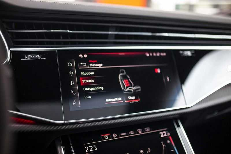 "Audi RS Q8 4.0 TFSI Quattro *RS-Dynamic Plus / Keramisch / Massage / HUD / 23"" / B&O* afbeelding 13"