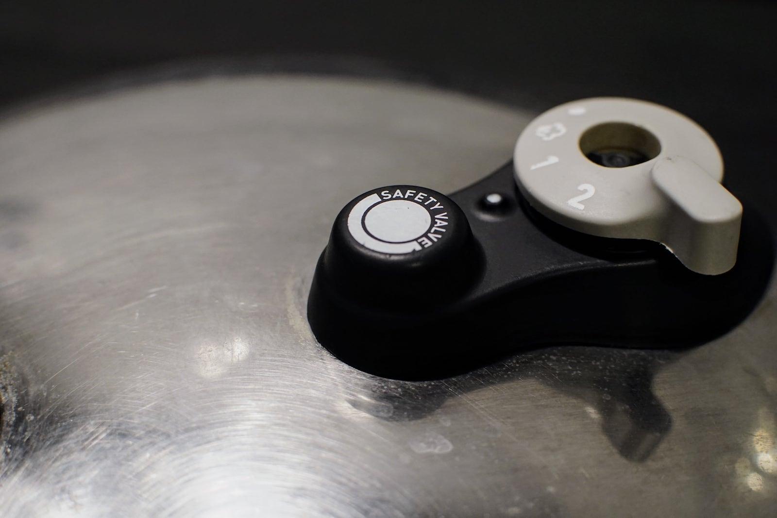 Takip ng pressure cooker