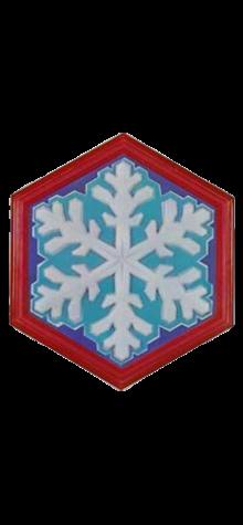 Dancing Snowflake photo