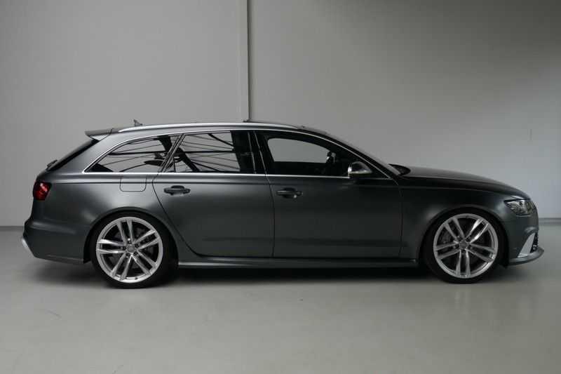 Audi A6 Avant 4.0 TFSI RS6 quattro Pro Line Plus Keramisch - Panodak afbeelding 11