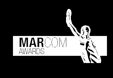 MarCom Awards logo.