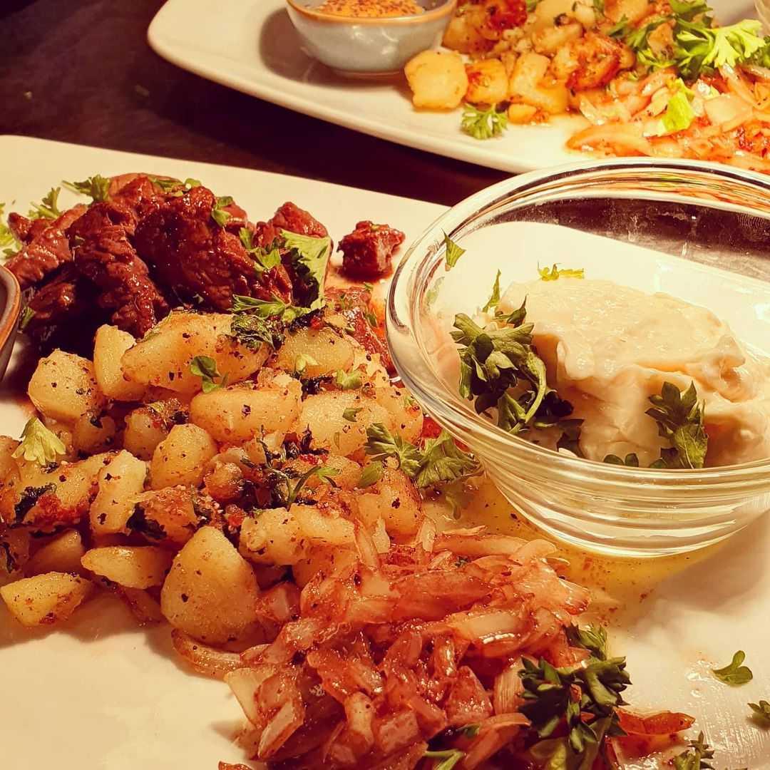 Restaurang Köket