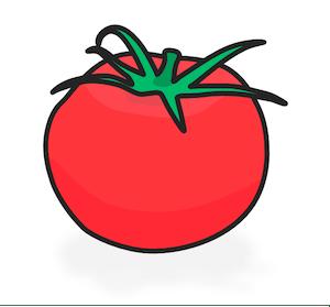 Pomodoro Technique Tomato
