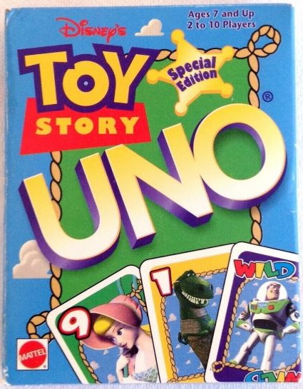 Toy Story Uno (1997)