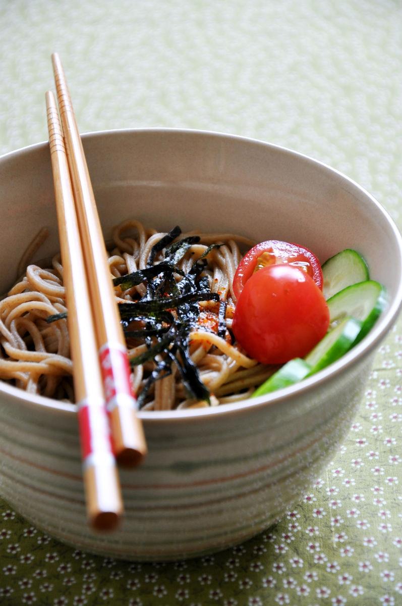 Basic soba noodle