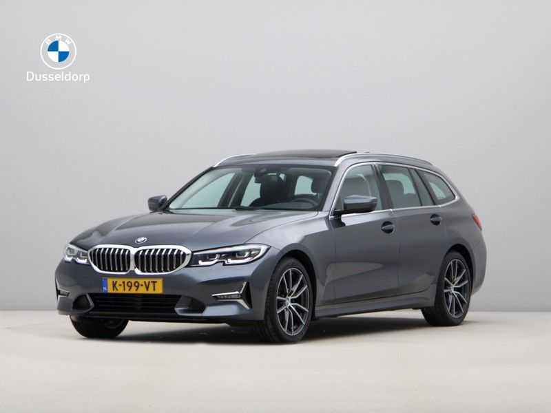 BMW 3 Serie Touring 320d High Executive Edition