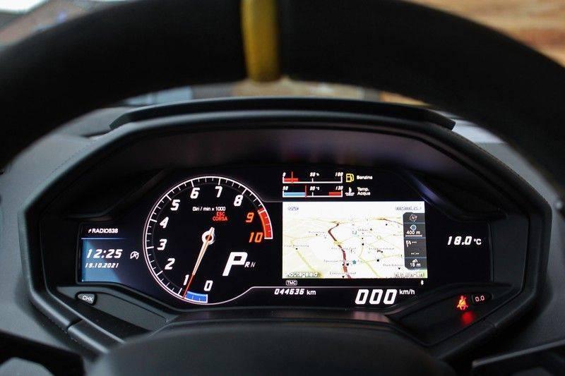 Lamborghini Huracan 5.2 V10 LP610-4 **Keramisch/Forged Carbon/Lift/Alcantara** afbeelding 24