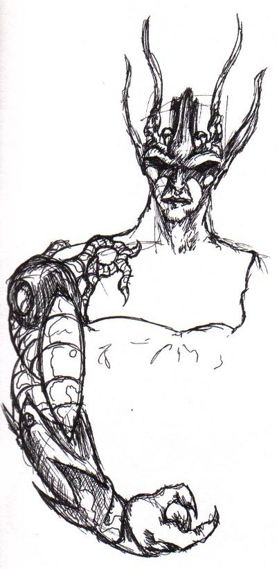 Daemon Sketch