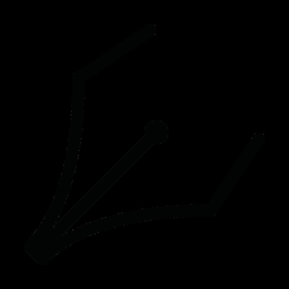 Graphic edit vector minus