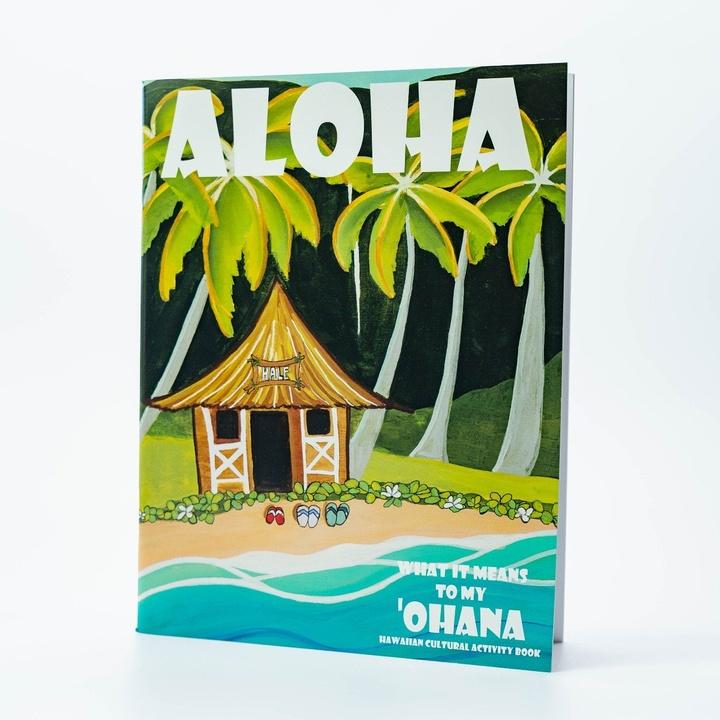 Aloha Publishing   Aloha What it Means to my 'Ohana