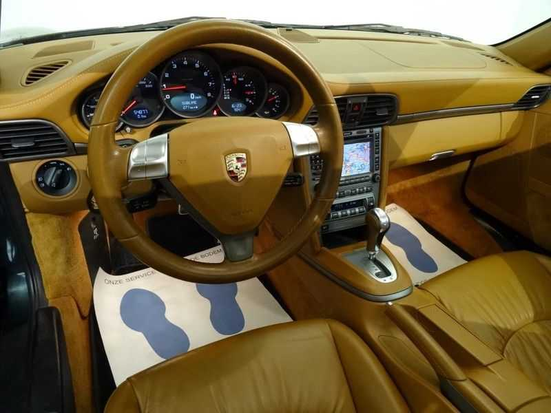Porsche 911 [997] 3.6 Carrera 4 Tiptr Automaat, Schuifdak, Xenon, Full, orig 54 dkm afbeelding 9