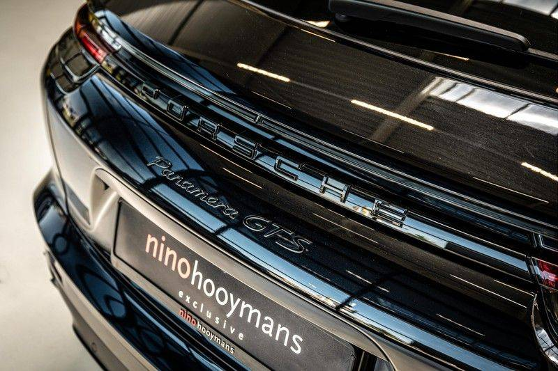 Porsche Panamera 4.0 GTS Sport Turismo | 360 | HUD | BOSE |PANO | Soft close | DAB | LED Matrix | Afstandstempomaat | Karmin Rood pakket, rood st afbeelding 4