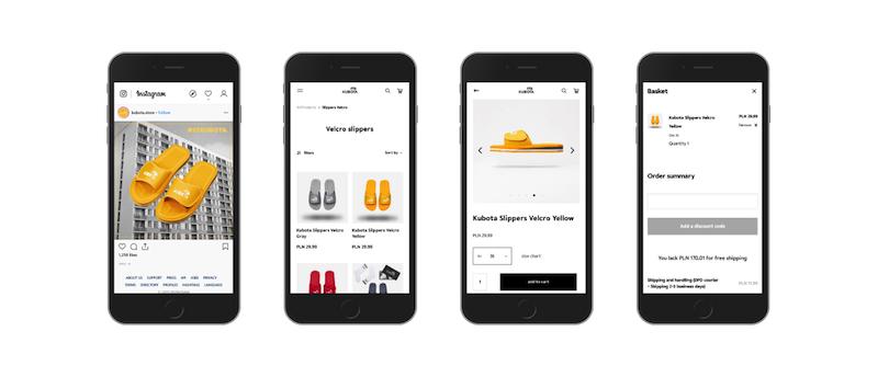 PWA / offline mobile application for Kubota