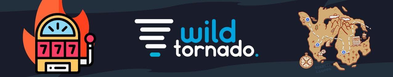 Wild Tornado Casino Banner