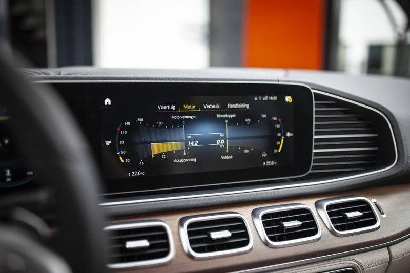 Mercedes-Benz GLS 400d 4MATIC *Pano / Massage / Burmester / Distronic Plus* afbeelding 18