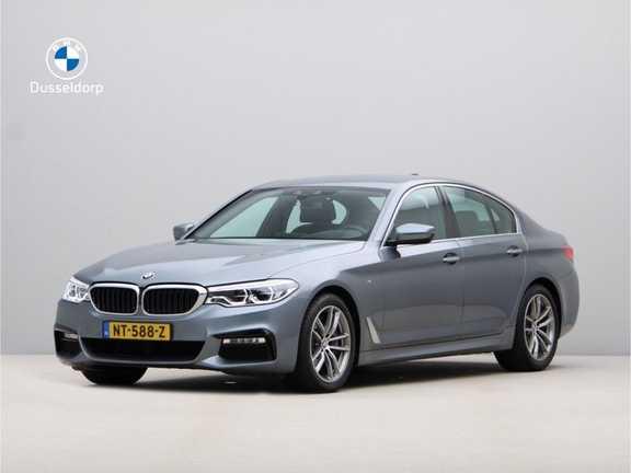 BMW 5 Serie 540i High Exe M-Sport Aut.