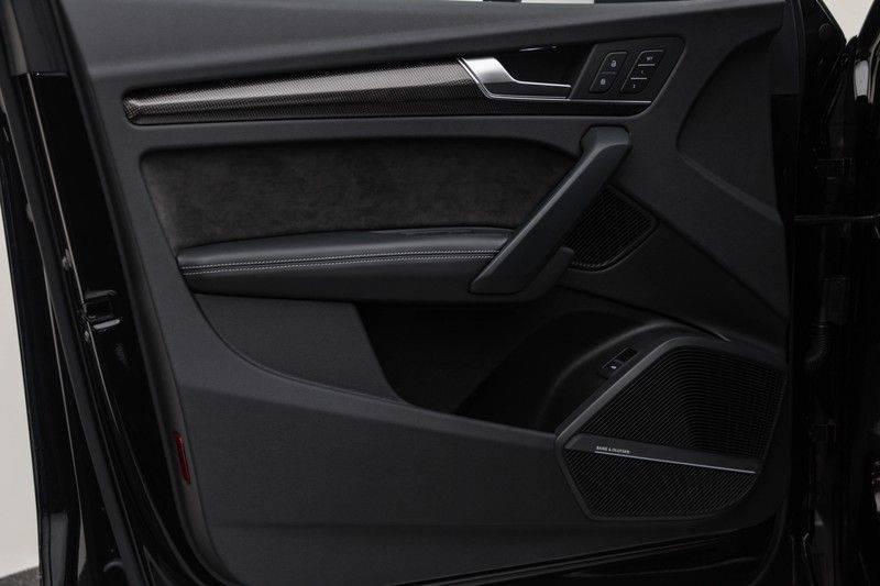"Audi SQ5 3.0 TFSI 354pk Quattro Black Edition Panoramadak Luchtvering Valconaleder B&O Matrix-Dynamisch Keyless Navi-High ACC DriveSelect  21""Performance Camera Pdc afbeelding 14"