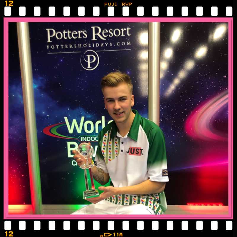 WBT YOUNG BOWLER OF THE YEARAWARD