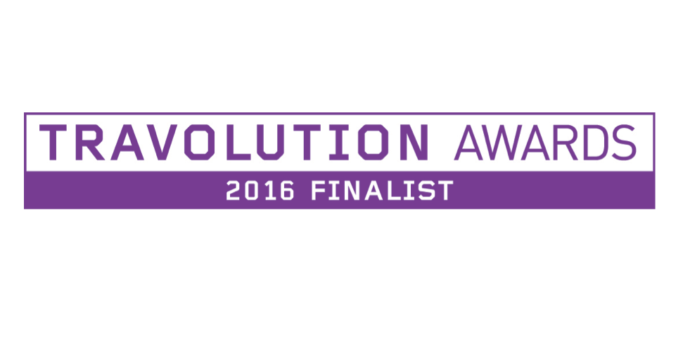 Kaizen are nominated for a 2016 Travolution Award