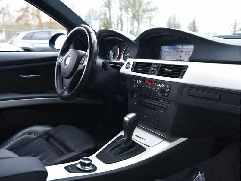 BMW 3 Serie Coupe 335i High Executive M-Perf uitlaat Leer Navi Breyton velgen 1e eigenaar afbeelding 8