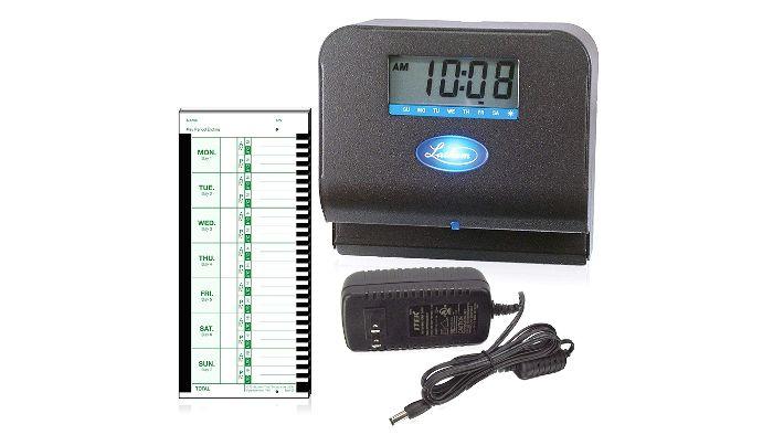 800P Heavy-Duty Time Clock