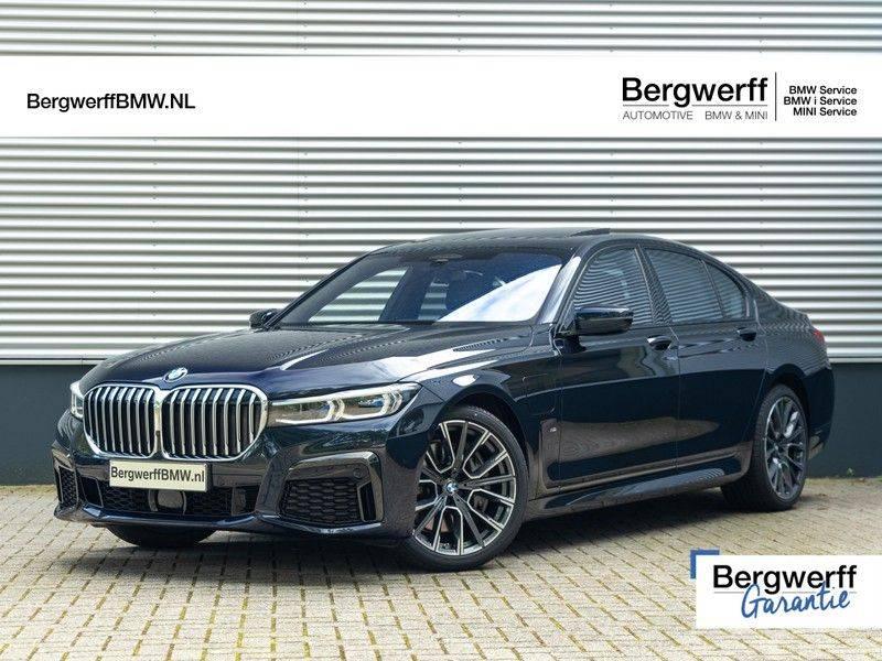BMW 7 Serie 745e High Executive - M-Sport - 4x Comfortzetel - Stoelventilatie - Volleder afbeelding 1