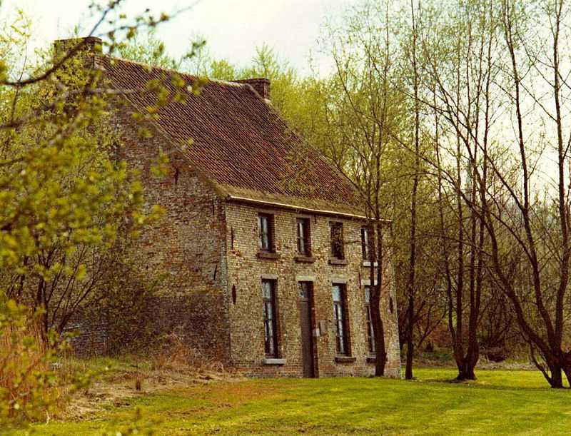 Vincent Van Gogh's home in Cuesmes where he decided to become an artist