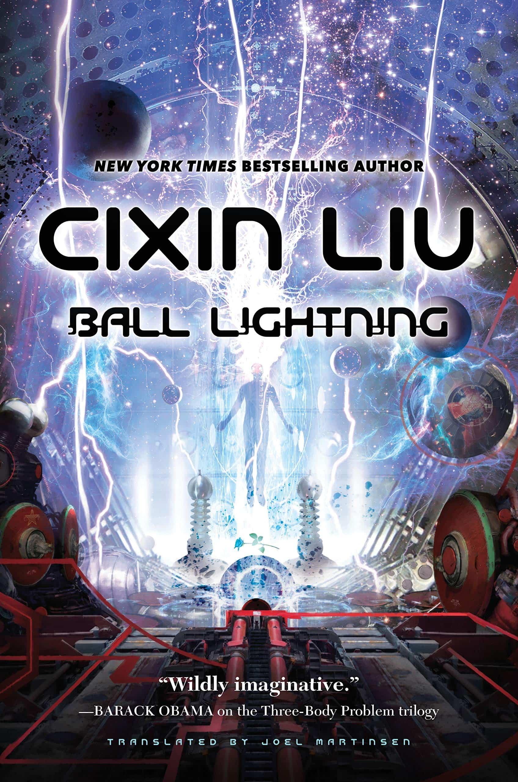 The cover of Ball Lightning