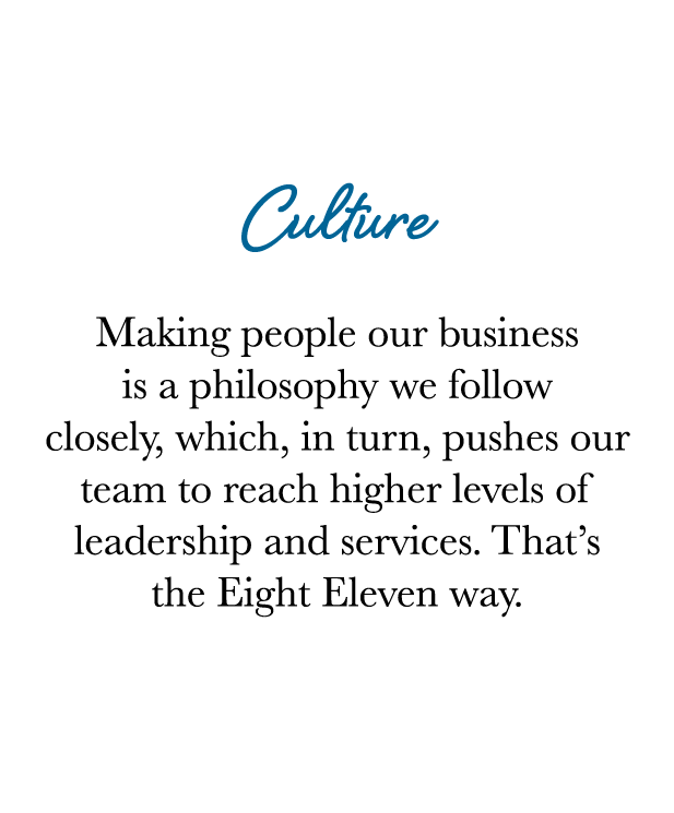Core Values - Culture