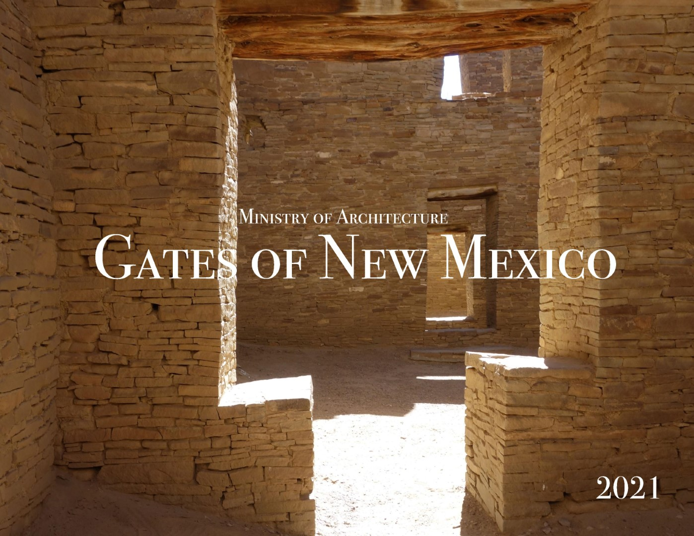 2021 Gates of New Mexico Calendar - SOLD OUT!