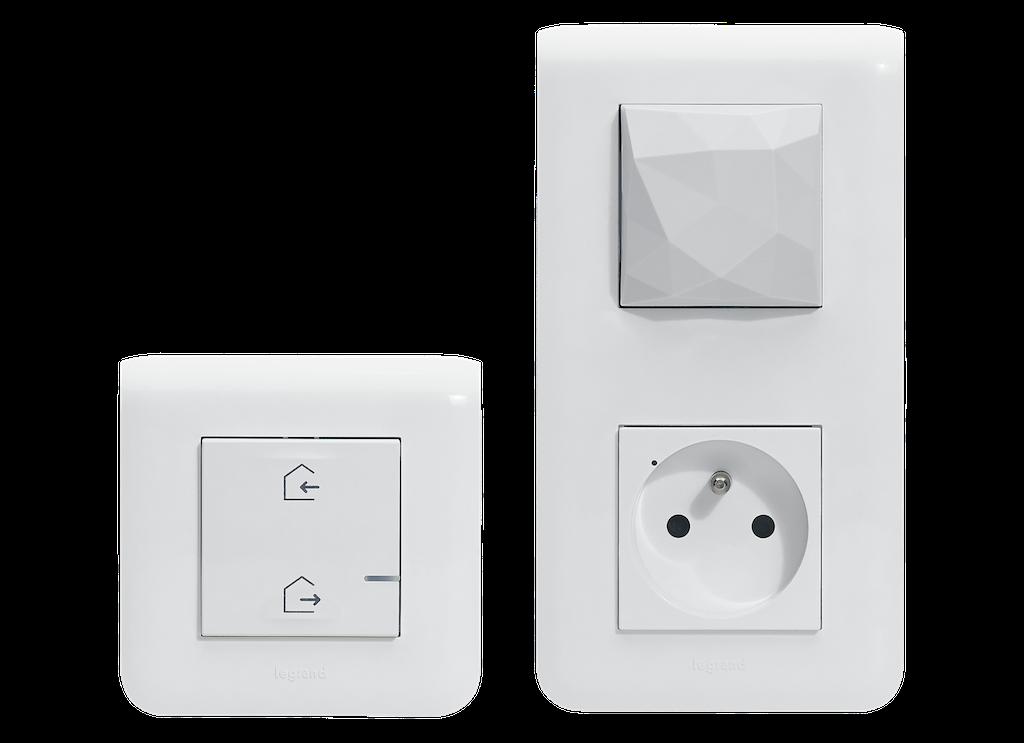 Pack de démarrage Céliane with Netatmo, Interrupteurs et prises de courant connectés