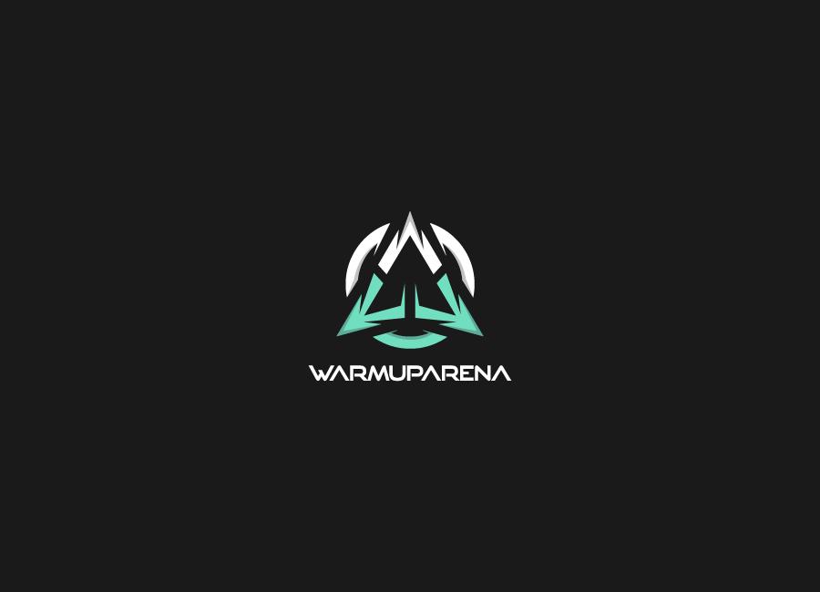 Warmuparena logo